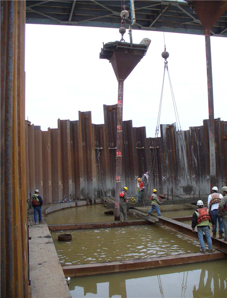 Pumping Concrete (December 2011)