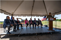 I-220/I-20 BAFB Interchange Groundbreaking Ceremony