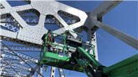 Texas Street Bridge (US 80) rehabilitation project