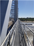 I-20 Mississippi River Bridge connecting Madison Parish to Vicksburg, MS.