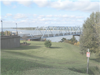 I-20 Mississippi River Bridge at Vicksburg