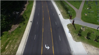 LA 616 (Arkansas Rd) widening & roundabouts