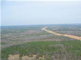 Toward Arkansas