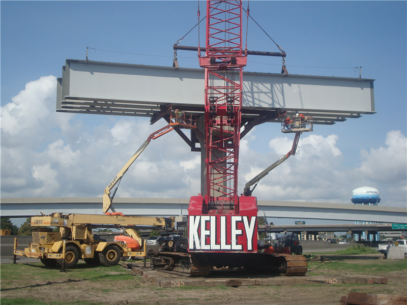 new girders June 2011