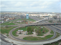 Southbound Causeway to I-10 East New Ramp March 2012