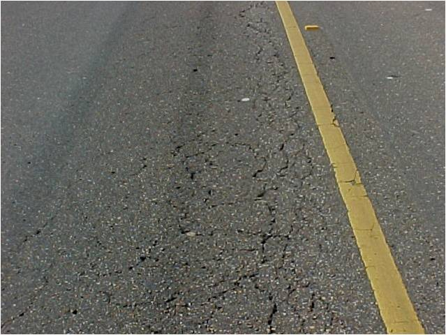 fatigue cracking of pavement New asphalt pavement fatigue cracking prediction model subsequently, the model was calibrated with  26 full-scale accelerated and real pavement test sections.